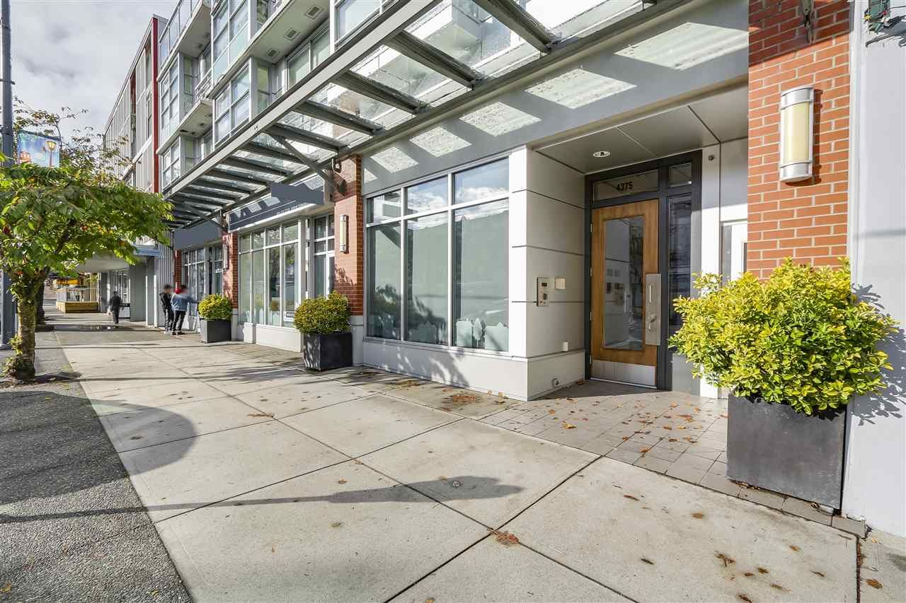 Main Photo: 201 4375 W 10TH AVENUE in Vancouver: Point Grey Condo for sale (Vancouver West)  : MLS®# R2216183