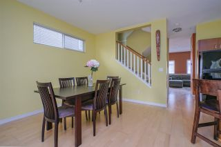 """Photo 6: 21 1108 RIVERSIDE Close in Port Coquitlam: Riverwood Townhouse for sale in """"HERITAGE MEADOWS"""" : MLS®# R2396289"""