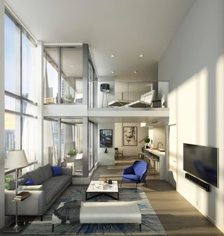 Photo 6: 1111 Richards Street in Vancouver: Yaletown Condo for sale (Vancouver West)