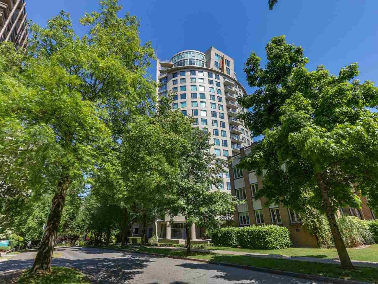 Main Photo: 806 1277 NELSON STREET in : West End VW Condo for sale (Vancouver West)  : MLS®# R2268313