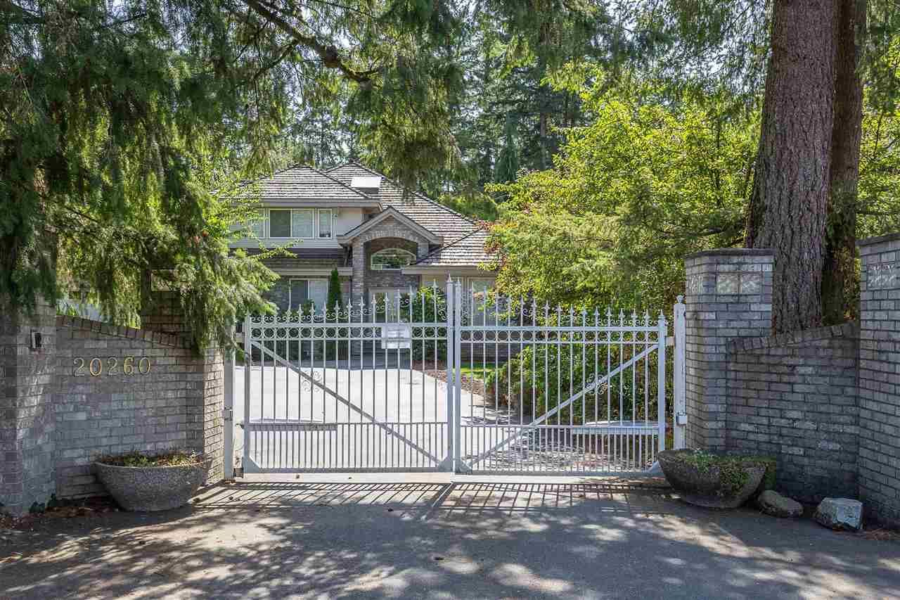 """Main Photo: 20260 28 Avenue in Langley: Brookswood Langley House for sale in """"BROOKSWOOD"""" : MLS®# R2403878"""