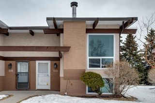 Photo 1: 105 Rundlewood Lane NE in Calgary: Rundle Semi Detached for sale : MLS®# A1060761