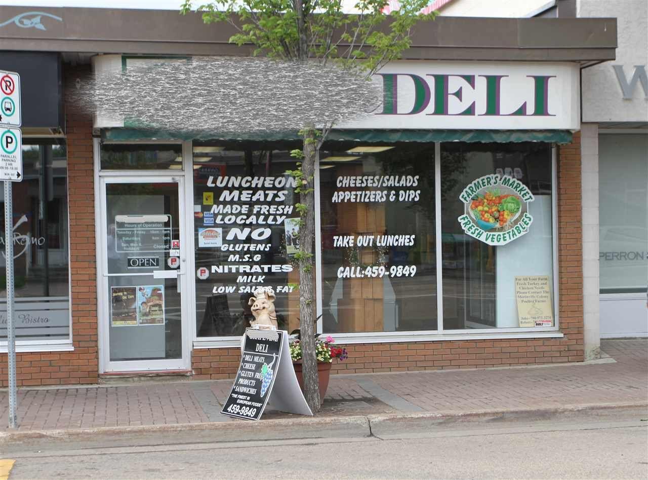 Main Photo: 0 NA: St. Albert Business for sale : MLS®# E4225705