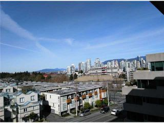 "Photo 1: 605 587 W 7TH Avenue in Vancouver: Fairview VW Condo for sale in ""THE AFFINITY"" (Vancouver West)  : MLS®# V1117685"