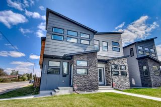 Main Photo: 8321 46 Avenue NW in Calgary: Bowness Semi Detached for sale : MLS®# A1110894