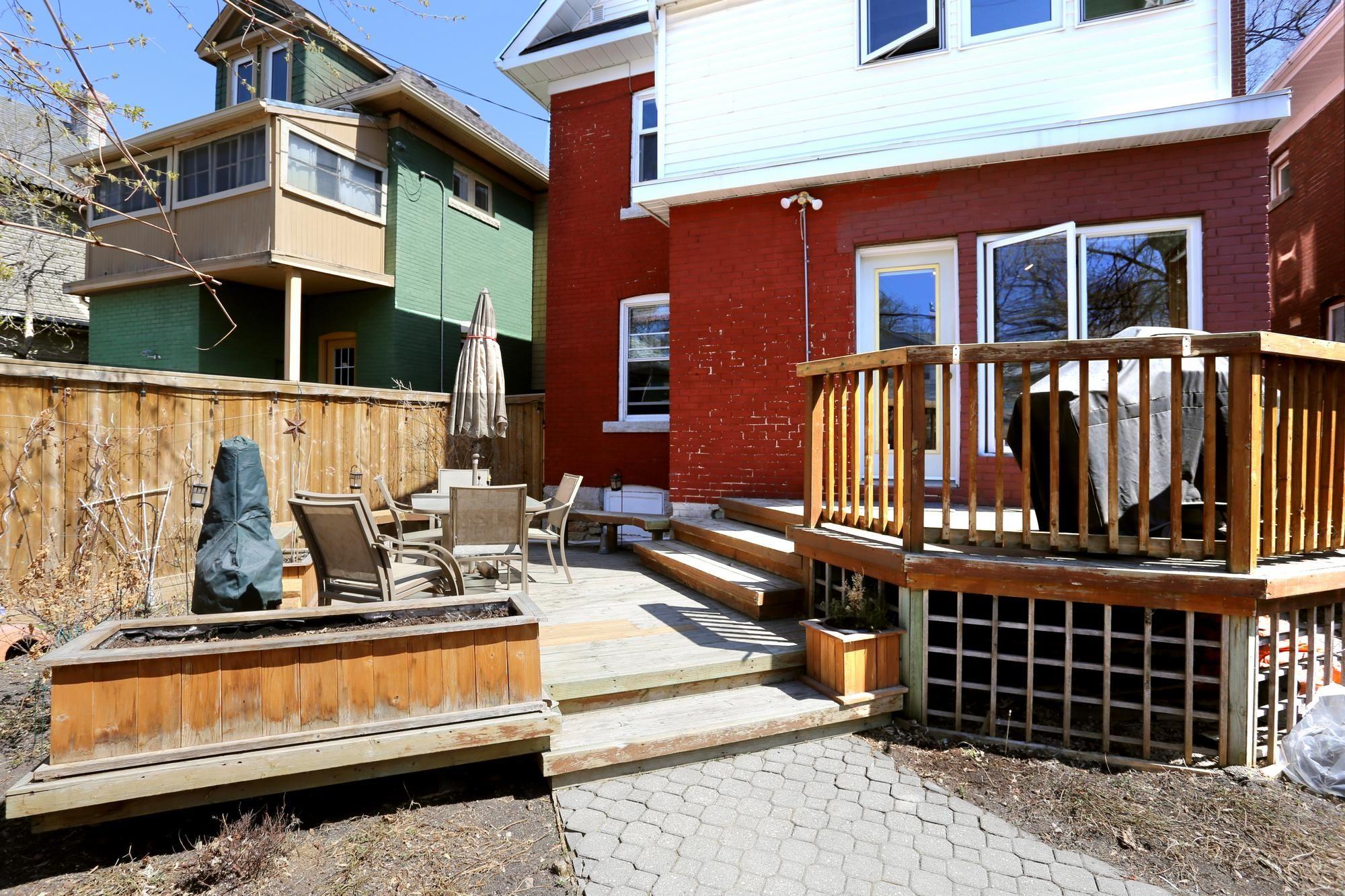 Photo 32: Photos: 96 Home Street in Winnipeg: Wolseley Single Family Detached for sale (5B)  : MLS®# 1810985