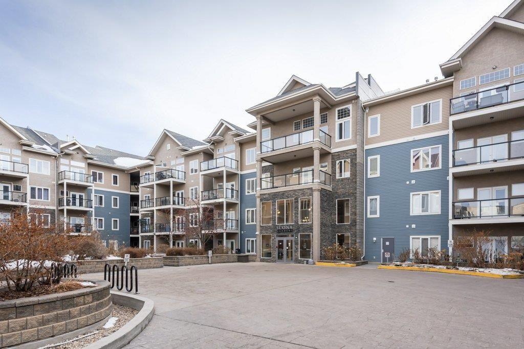 Main Photo: 129 10121 80 Avenue in Edmonton: Zone 17 Condo for sale : MLS®# E4247875