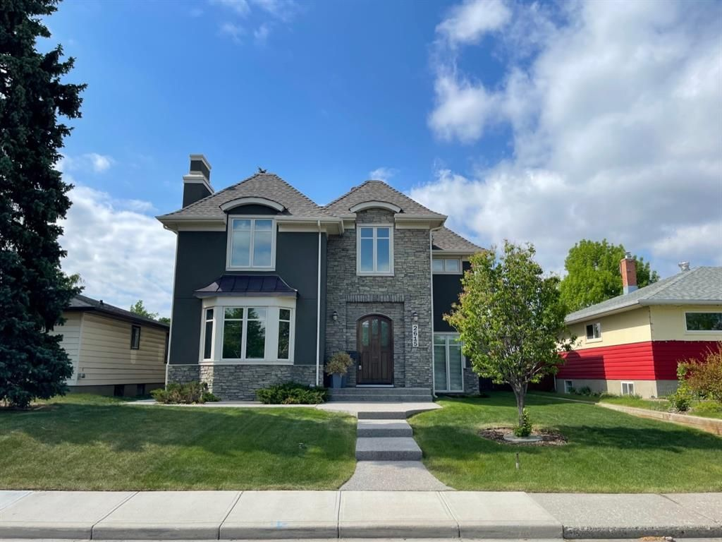 Main Photo: 2615 12 Avenue NW in Calgary: St Andrews Heights Detached for sale : MLS®# A1131136