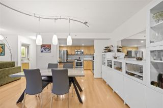 """Photo 11: 1476 W 5TH Avenue in Vancouver: False Creek Townhouse for sale in """"CARRARA OF PORTICO VILLAGE"""" (Vancouver West)  : MLS®# R2590308"""