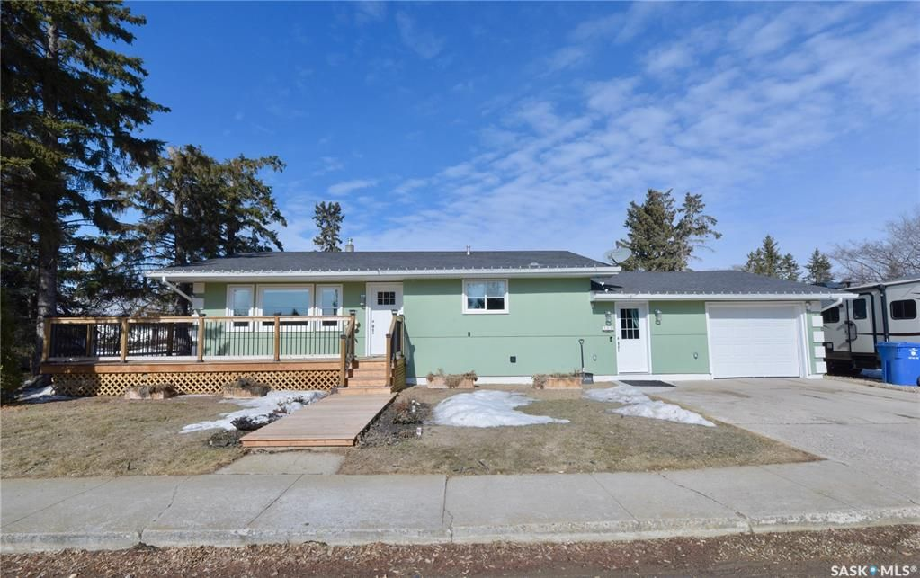 Main Photo: 317 1st Avenue in Blaine Lake: Residential for sale : MLS®# SK846794