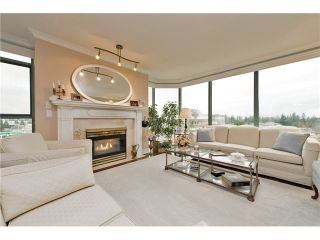 """Photo 3: 701 32330 S FRASER Way in Abbotsford: Abbotsford West Condo for sale in """"Town Center Tower"""" : MLS®# F1435777"""