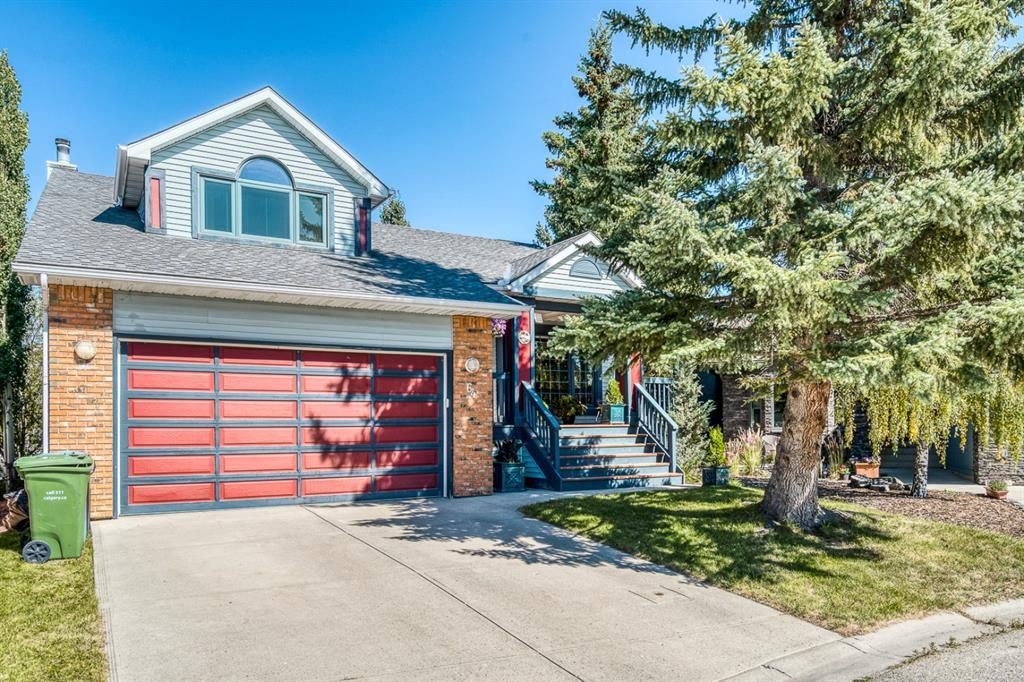 Main Photo: 64 Hawkford Crescent NW in Calgary: Hawkwood Detached for sale : MLS®# A1144799