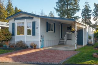 Photo 2: 26 7401 Central Saanich Rd in : CS Hawthorne Manufactured Home for sale (Central Saanich)  : MLS®# 867488