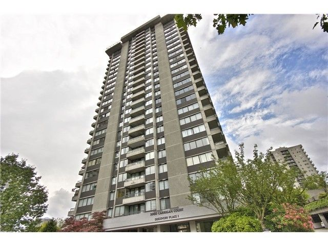 """Main Photo: 1307 3980 CARRIGAN Court in Burnaby: Government Road Condo for sale in """"DISCOVERY I"""" (Burnaby North)  : MLS®# V968039"""