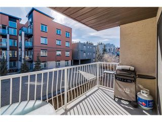 Photo 15: 208 835 19 Avenue SW in Calgary: Lower Mount Royal Condo for sale : MLS®# C4034765