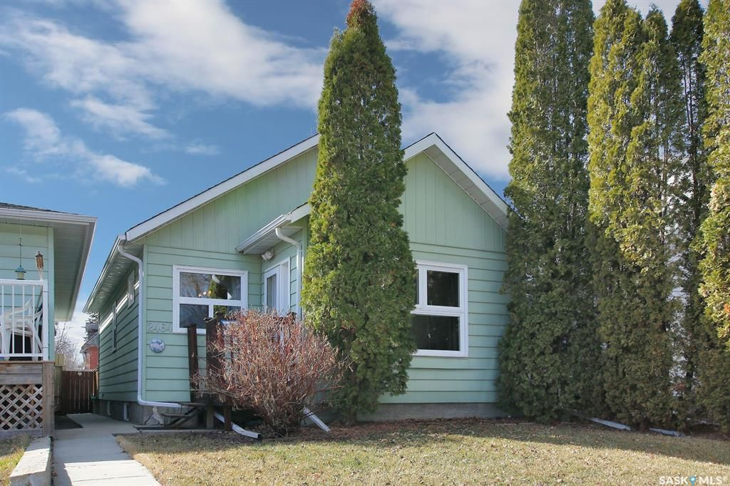 Main Photo: 2464 Atkinson Street in Regina: Arnhem Place Residential for sale : MLS®# SK849417
