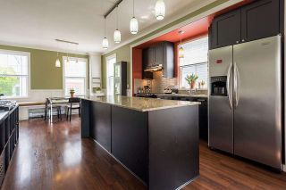 """Photo 1: 21 688 EDGAR Avenue in Coquitlam: Coquitlam West Townhouse for sale in """"THE GABLE BY MOSAIC"""" : MLS®# R2168926"""