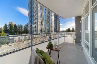 Photo 15: 606 4880 BENNETT STREET in Burnaby: Metrotown Condo for sale (Burnaby South)  : MLS®# R2537281