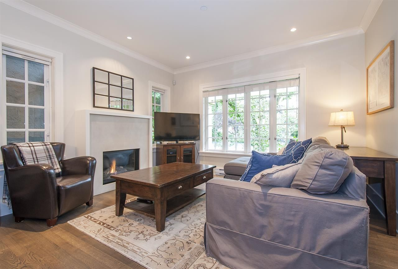 Photo 4: Photos: 1955 W 12TH AVENUE in Vancouver: Kitsilano Townhouse for sale (Vancouver West)  : MLS®# R2079605