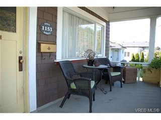Photo 2: 1153 Lyall St in VICTORIA: Es Saxe Point House for sale (Esquimalt)  : MLS®# 662849