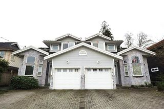 Photo 1: 5568 IRVING STREET in Burnaby: Forest Glen BS 1/2 Duplex for sale (Burnaby South)  : MLS®# R2032600