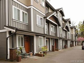 Photo 1: 113 643 Granderson Rd in VICTORIA: La Fairway Row/Townhouse for sale (Langford)  : MLS®# 698748