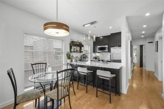 """Photo 9: 306 2216 W 3RD Avenue in Vancouver: Kitsilano Condo for sale in """"Radcliffe Point"""" (Vancouver West)  : MLS®# R2554629"""