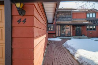 Photo 28: 44 LACOMBE Point: St. Albert Townhouse for sale : MLS®# E4253325