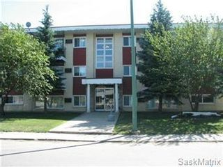 Main Photo: 7 1811 8th Avenue North in Regina: Cityview Residential for sale : MLS®# SK859746