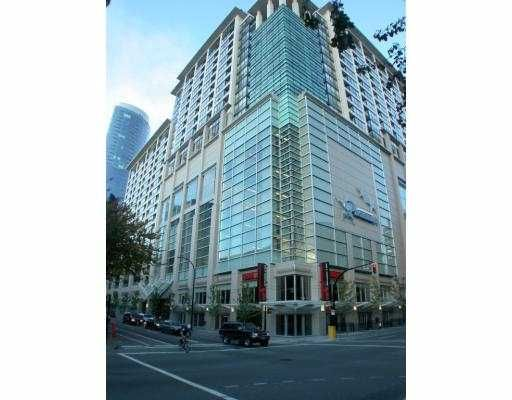 "Main Photo: 1822 938 SMITHE ST in Vancouver: Downtown VW Condo for sale in ""ELECTRIC AVENUE"" (Vancouver West)  : MLS®# V596064"
