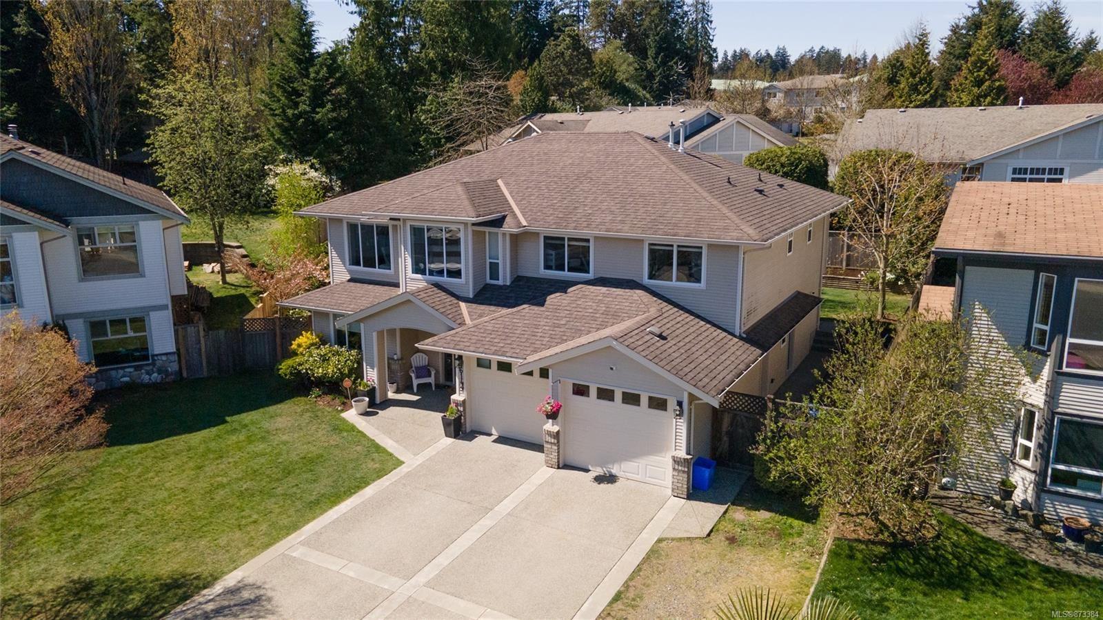 Main Photo: 6149 Somerside Pl in : Na North Nanaimo House for sale (Nanaimo)  : MLS®# 873384