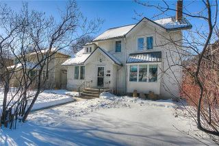 Photo 1: 171 Brock Street in Winnipeg: River Heights North Single Family Detached for sale (1C)  : MLS®# 1901595