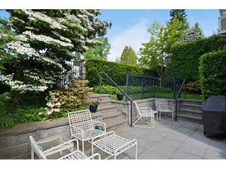 """Photo 12: 121 3188 W 41ST Avenue in Vancouver: Kerrisdale Townhouse for sale in """"THE LANESBOROUGH"""" (Vancouver West)  : MLS®# V1123090"""