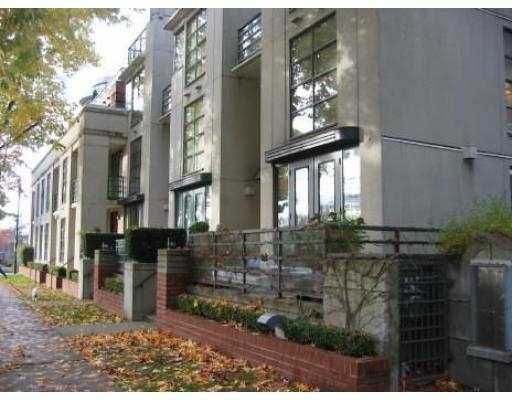 """Main Photo: 2287 W 12TH Ave in Vancouver: Kitsilano Townhouse for sale in """"MOZAIEK"""" (Vancouver West)  : MLS®# V637149"""