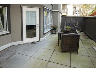 Photo 2: 119 555 W 14TH Avenue in Vancouver: Fairview VW Condo for sale (Vancouver West)  : MLS®# V1116666