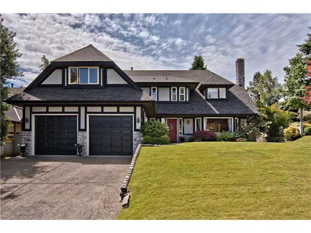 """Photo 3: Photos: 462 CONNAUGHT Drive in Tsawwassen: Pebble Hill House for sale in """"PEBBLE HILL"""" : MLS®# V1055875"""