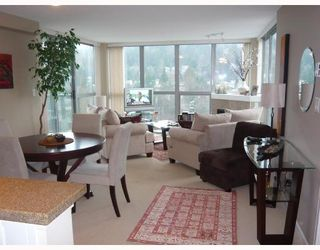 """Photo 5: 1501 290 NEWPORT Drive in Port_Moody: North Shore Pt Moody Condo for sale in """"THE SENTINEL"""" (Port Moody)  : MLS®# V689879"""