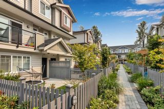Photo 4: 118 13898 64 Avenue in Surrey: Sullivan Station Townhouse for sale : MLS®# R2607546