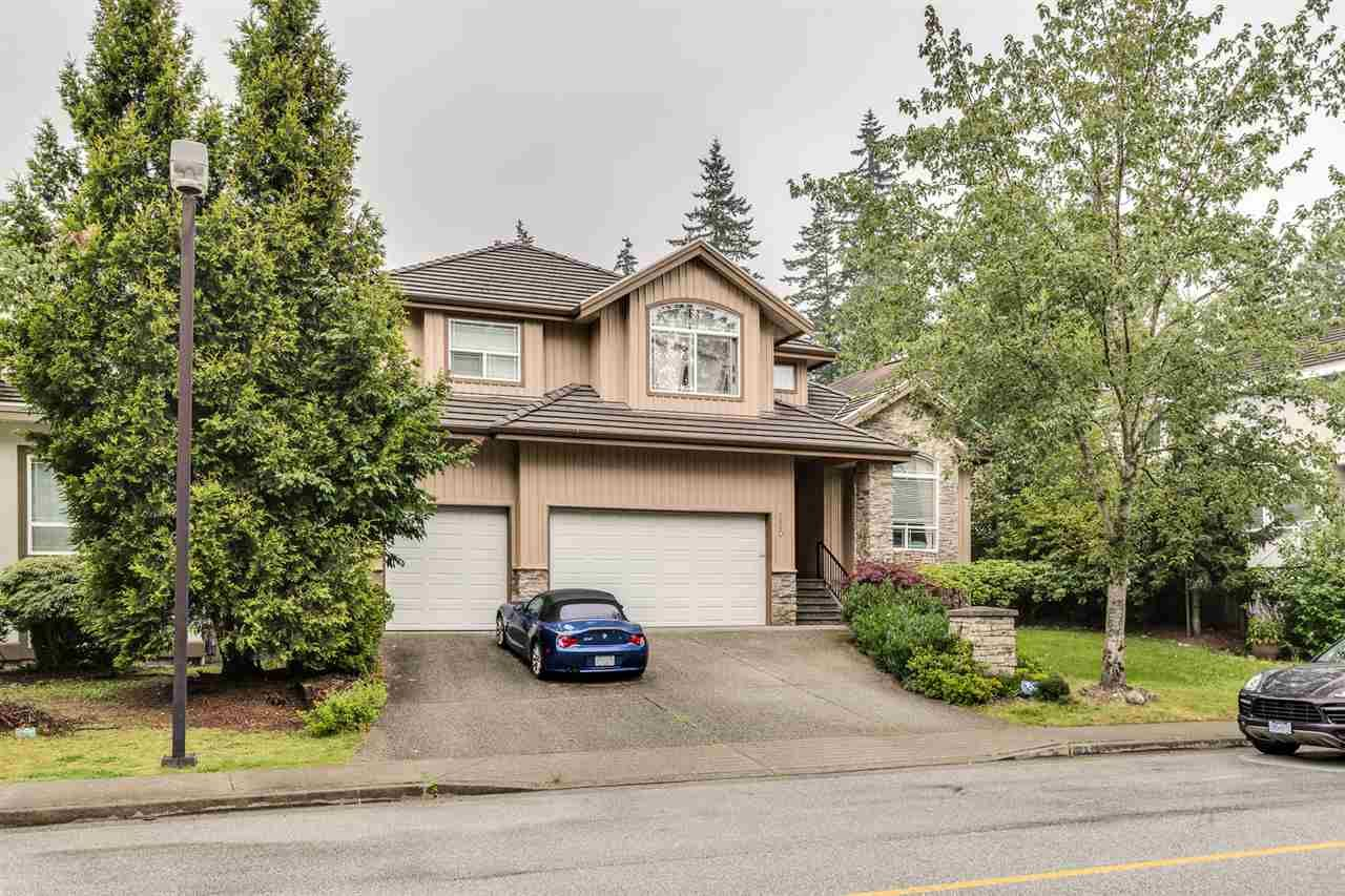 Main Photo: 220 PARKSIDE Drive in Port Moody: Heritage Mountain House for sale : MLS®# R2478327