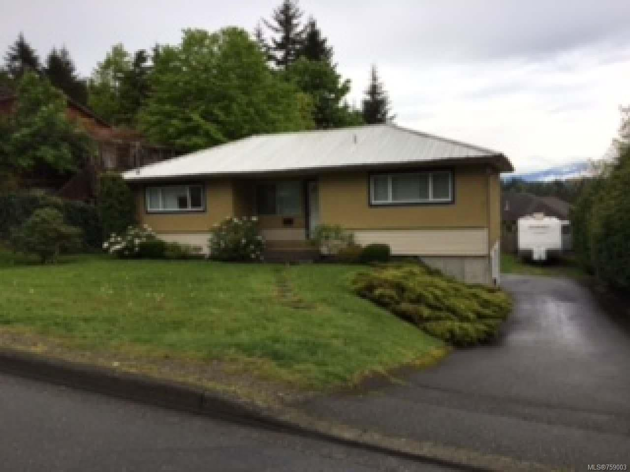 Main Photo: 325 Rockland Rd in CAMPBELL RIVER: CR Campbell River Central House for sale (Campbell River)  : MLS®# 759003