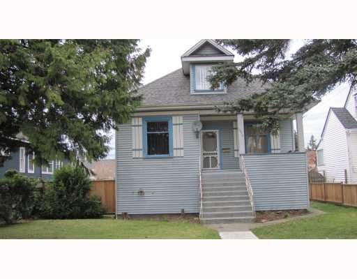 """Main Photo: 1013 LONDON Street in New Westminster: Moody Park House for sale in """"MOODY PARK"""" : MLS®# V805434"""