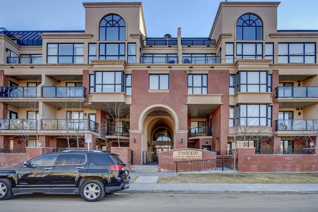 Photo 33: Photos: 105 1730 5A Street SW in Calgary: Cliff Bungalow Apartment for sale : MLS®# A1075033