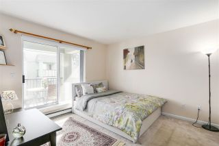 """Photo 12: 102 219 BEGIN Street in Coquitlam: Maillardville Townhouse for sale in """"PLACE FOUNTAINE BLEU"""" : MLS®# R2206798"""