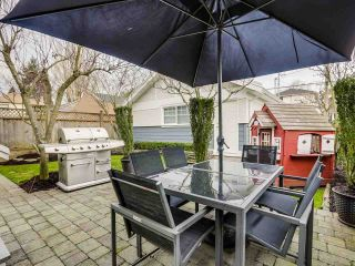 """Photo 19: 7806 HUDSON Street in Vancouver: Marpole House for sale in """"MARPOLE/SOUTH GRANVILLE"""" (Vancouver West)  : MLS®# R2028896"""