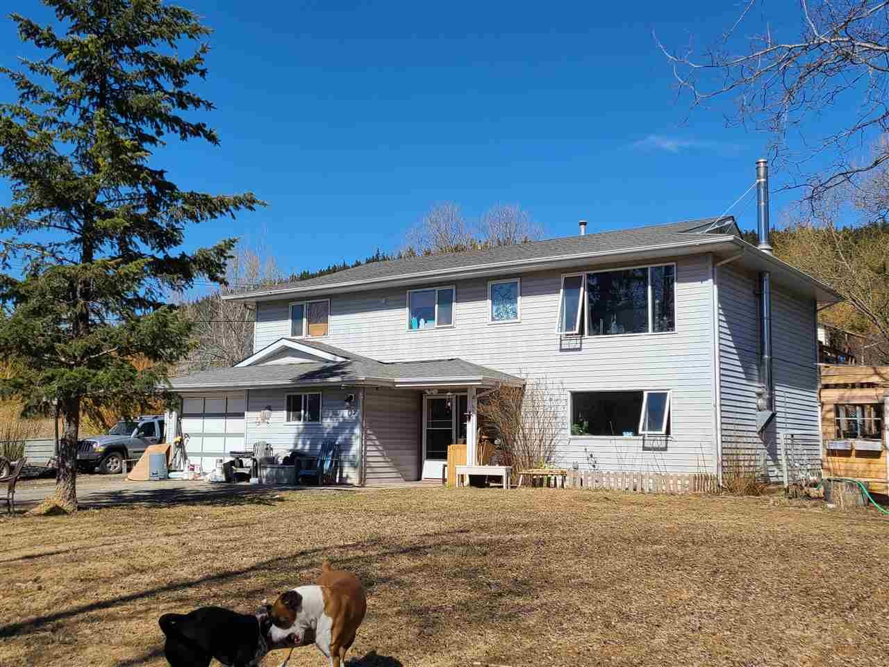 Main Photo: 6088 REITA Crescent in 100 Mile House: 100 Mile House - Rural House for sale (100 Mile House (Zone 10))  : MLS®# R2569180