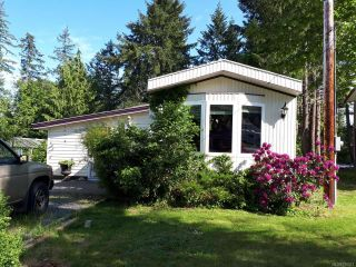 Photo 1: 2550 COPPERFIELD ROAD in COURTENAY: CV Courtenay City Manufactured Home for sale (Comox Valley)  : MLS®# 790511