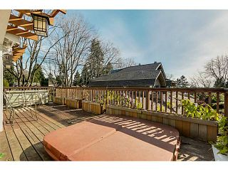 """Photo 16: 5875 ALMA Street in Vancouver: Southlands House for sale in """"Southlands / Dunbar"""" (Vancouver West)  : MLS®# V1103710"""