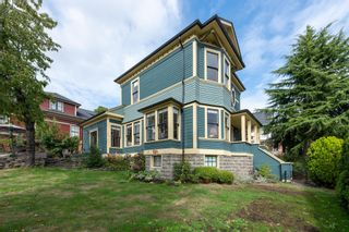 """Photo 36: 815 MILTON Street in New Westminster: Uptown NW House for sale in """"Brow of the Hill"""" : MLS®# R2620655"""