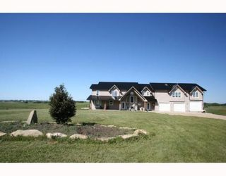 Photo 1: 274225 Range Road 22 in AIRDRIE: Rural Rocky View MD Residential Detached Single Family for sale : MLS®# C3405532
