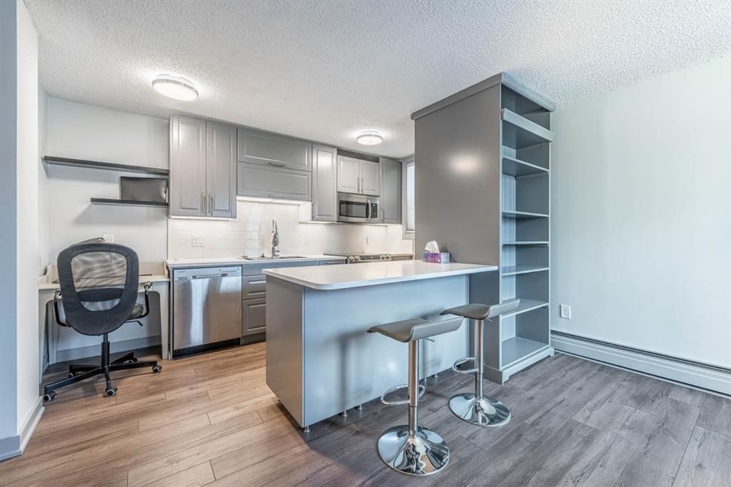Main Photo: 203 1530 15 Avenue SW in Calgary: Sunalta Apartment for sale : MLS®# A1142672
